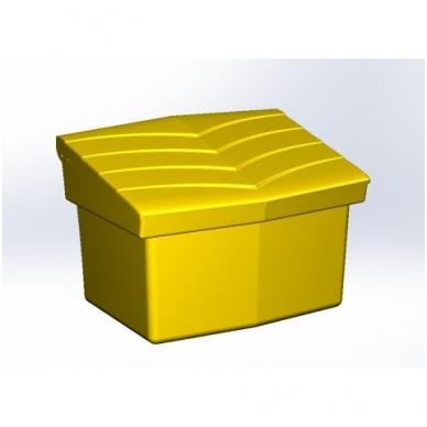 Dėžė smėliui/druskai 60 l