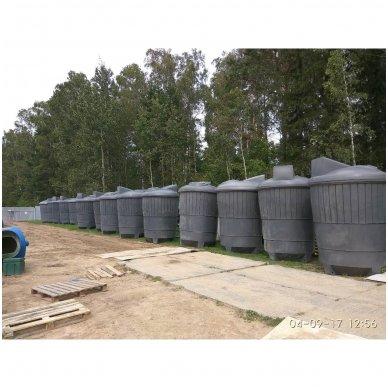 Šiukšlių konteineris 9