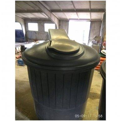 Šiukšlių konteineris 10