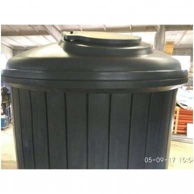 Šiukšlių konteineris 8